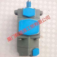高压低噪音叶片泵 PV2R1-17-F-1R-U-10 海特克HYTEK液压泵