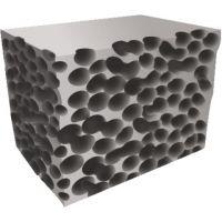 长期现货供应日东EC-100含阻燃剂的密封填充减震泡棉