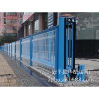 【厂家供应】锌钢护栏、铁栅栏围墙、南通护栏网、美式护栏