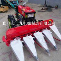 質量可靠性能好的汽油大馬力稻麥割曬機 工廠直銷高割臺的收割機
