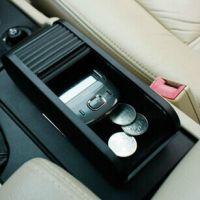 ***新款抽拉式置物盒汽车收纳箱车用储物箱车载手机袋仪表盘迷你