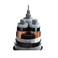 YJLV22 -10KV-3*95 铝高压电缆