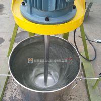 十堰300L涂料搅拌机 500L油墨分散机 乳胶漆生产设备