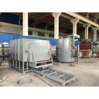 高温台车炉电阻炉高温台车式电阻炉SL-240-1350厂家定做