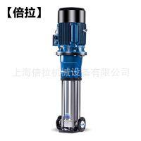 DN25口径南方水泵CDM3-18不锈钢空调水系统用的循环泵2.2KW离心泵