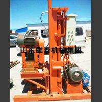 专业制造小型工程水井钻机 履带式打井机 家用农用水文地质钻机