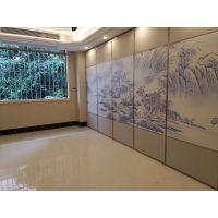 青岛活动隔断墙多少钱一平方,中式屏风隔断尺寸,青岛玻璃推拉移动隔断怎样选