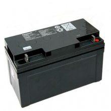 松下蓄电池12V65AH技术尺寸 福建代理商