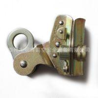 安全绳自锁器 钢质自锁器 高空作业防坠器 攀爬工具缓降器批发