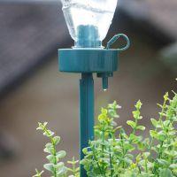 10个装浇水浇花器滴水器盆栽浇花神器滴灌设备懒人自动器渗水器