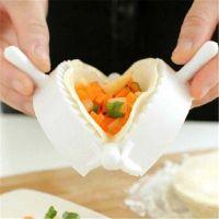 TYDIY直径6.5cm带福字手动包饺子器 包饺子夹 厨房法宝 捏饺子器