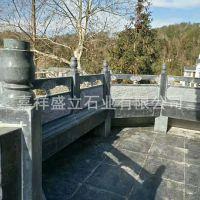 厂家批发青石栏杆栏板 园林仿古石栏杆 雕花石栏杆