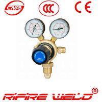 生产销售定制氩气减压器气体压力表调整器Ar gas regulator氩气调整器生产厂家
