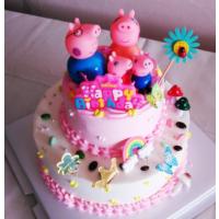西点烘焙培训 翻糖蛋糕学习 私房甜品蛋糕培训
