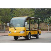 白色黄色卓越电动车高尔夫球车观光车巡逻G1S8