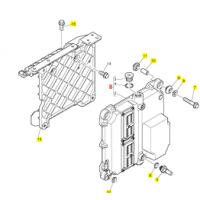 帕金斯配件 康曼机电设备 帕金斯发动机控制单元28170119