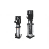 长寿泵阀CDLF立式不锈钢离心泵特别适合于高层建筑多台泵并联使用