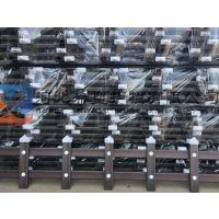 邛崃市优质PVC草坪护栏专业定制