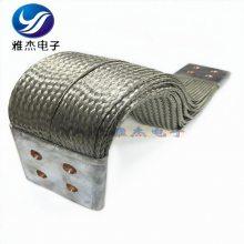 雅杰铜编织带软连接验收标准