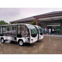 昆山景点游览8座14座电动观光车销售,电瓶观光车