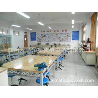 广州某中学普通高中通用技术实验室教学课程木工金工实验室