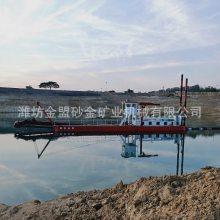 河道清淤的绞吸式挖泥船型号与船体尺寸