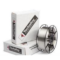 美国泰克罗伊Techalloy418镍基焊丝/ERNiCu-7镍基合金焊丝
