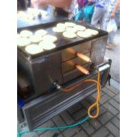 驴肉火烧炉子白吉镆炉子烤饼炉子烙饼炉燃气铁板青鱼炉子烤冷面炉