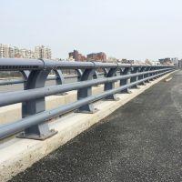 防撞桥梁河道景观护栏金属不锈钢道路隔离栏