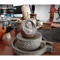 广西钦州坭兴陶适合泡六堡茶普洱茶吗