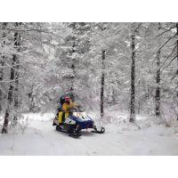 滑雪场设备 碰碰车 串联雪圈 青年(15-35) 电动雪地车 雪地自行车 冰雪两用车雪地转转规格