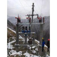 冰雪地区35KV户外高压隔离开关