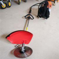 小型割草机 四冲程果园汽油割灌机 背负式松土机