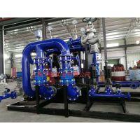 上海艾保热水锅炉热交换器 热力站换热机组采暖 城镇供热用换热机组