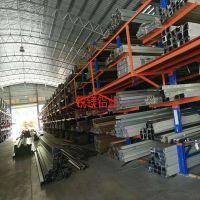 锐镁铝业厂家直销全铝家居铝型材 瓷砖橱柜型材 装饰铝型材等