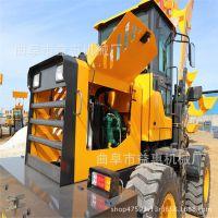 工程建筑机械沙场运料铲车装载机 多用途工程装载机价格