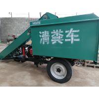 牛棚粪便清理刮粪车 自卸式柴油动力清粪车 羊圈铲车式铲粪车