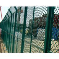 西安钢板网护栏隔离栅 高速公路防眩晕网 桥梁防抛网
