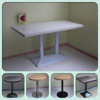 简约现代咖啡厅奶茶火锅食堂餐饮饭店休闲快餐桌椅