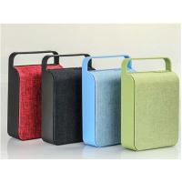 音响塑料外壳与布料无缝贴合-东莞热压机