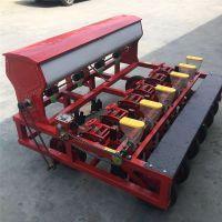 拖拉机牵引谷子播种机 娃娃菜蔬菜小粒种子精播机 高粱精播机图片