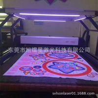 促销 制服时装衬衫面料1625自动送料CCD激光裁床|皮革面料切割机