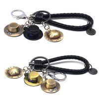 海贼钥匙扣链王圈路飞艾斯索隆萨博挂件饰品金属挂扣动漫周边情侣