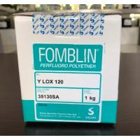 苏威FOMBLIN制氧设备润滑油 LC55 LC80 YLOX100 YLOX120