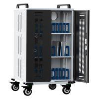 iPad 平板电脑充电柜 电子书包柜 笔记本集中管理充电箱 移动推车NB36