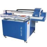 专属定制服装彩印3D数码打印厂家直销高清5色双喷头打印机