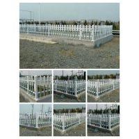 临沂批发塑钢草坪护栏HL1.2米东营万吉电气