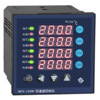 枣阳XMTA-J400W四通道通讯仪表XST智能数显仪表产品的详细说明