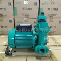 wilo威乐水泵PW-251EH升级为PW-405EH监测取样泵