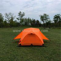 山牛野营高品质防雨登山帐露营户外透气轻量化装备双人超轻帐篷